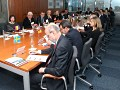 Meeting with ambassadors of the EU countries - Prague, October 2012