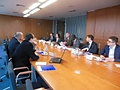 Delegation from OECD at the SAO
