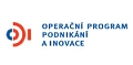 Logo of the Operational Programme Enterprise and Innovation