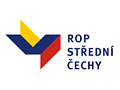 Logo of the Regional Operational Programme region Central Bohemia
