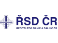 Logo of the the Road and Motorway Directorate of the Czech Republic
