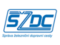 Logo of the Railway Infrastructure Administration (SZDC)