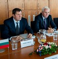 Delegation from the National Audit Office of Bulgaria