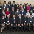 Group photo of the INTOSAI Working Group on Environmental Auditing