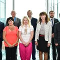 Group photo with representatives of the SAI of Slovakia